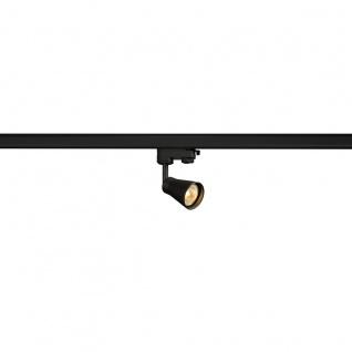 SLV Mini Q-Tech inkl. 3P.-Adapter Schwarz 152640 - Vorschau 1