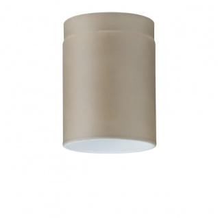 Paulmann Premium DecoSystems Tube Mini Braun Glas 92577