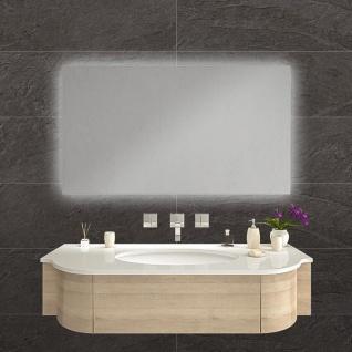 LED Bad Spiegel Nevada L 100 x 60cm mit Hintergrundbeleuchtung - Vorschau 2