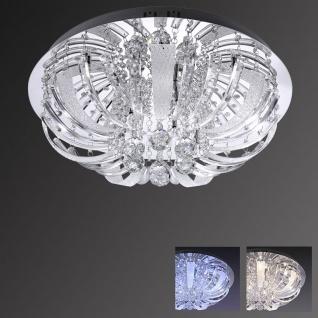 LeuchtenDirekt 50382-17 Sylla LED Deckenleuchte 10 x G4 14W + 88 x LED 0, 05W Chrom - Vorschau 2