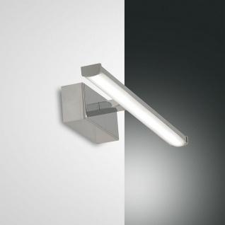 Fabas Luce 3361-21-138 Nala LED Wandleuchte IP44 540lm Wandlampe Verchromt