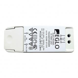 Elektronischer Trafo dimmbar LED-Treiber 12V 0-70 W Zubehör Innen