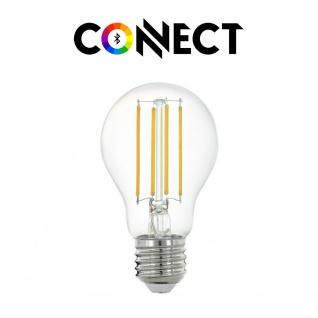 Connect E27 LED Leuchtmittel 806lm Warmweiß