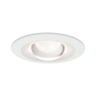 Paulmann Premium EBL Set Name starr dim LED 3x6, 8W 2700K Weiß-Matt 92931