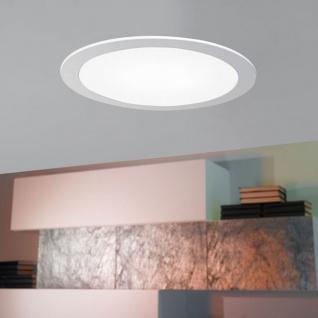 Connect LED-Einbaupanel Ø17cm Alu-Matt 1200lm RGB+CCT LED Einbauspot - Vorschau 4