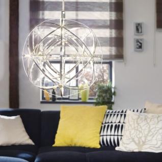s.LUCE pro Atom 30 LED-Hängeleuchte Metallkugel 486lm Hängelampe Designlampe