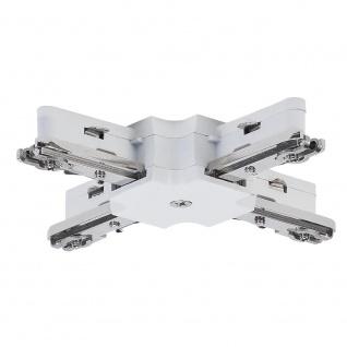 Paulmann URail System Light&Easy X-Verbinder max. 1000W Weiß 230V Metall/Kunststoff