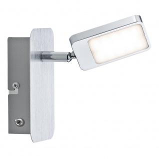 Paulmann Strahler Mic LED 1-flammig Chrom 1x4, 5W 66642