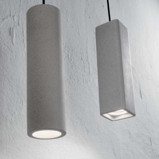 Ideal Lux Hängeleuchte Oak Sp1 Rund Cemento