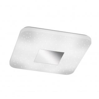 Wofi 998401066000 LED Deckenleuchte Orsa 1260lm Weiß