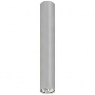 Licht-Trend Eye L Deckenleuchte 40cm Deckenlampe Silber