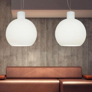 Casablanca Corpo B LED Pendelleuchte Doppelpendel Aluminium gebürstet Pendellampe