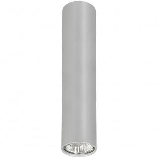 Licht-Trend Eye M Deckenleuchte 24cm Silber