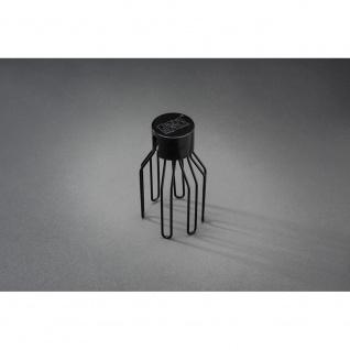 Abdeckung für LED Biergartenkette 5er-Set (2378) Schwarz