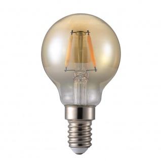 Nordlux E14 LED Warmweiß 1, 2W Golden