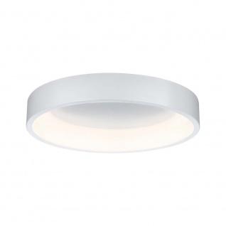 Paulmann 70905 WallCeiling Ardora BLE TunW Deckenl LED 1x33W Weiß 230V Metall/Kunststoff
