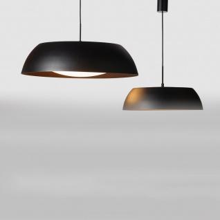 Licht-Trend Cap M Ø40cm dimmbare LED-Pendelleuchte Schwarz-Bronze