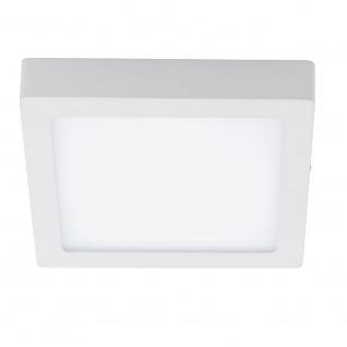 Eglo 94077 Fueva 1 LED Aufbauleuchte Weiß