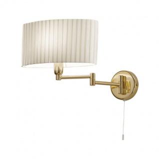Kolarz Hilton Wandleuchte Gold Wandlampe