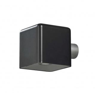 Konstsmide 7681-750 Amalfi LED Aussen-Wandleuchte inkl. Trafo 12V Schwarz - Vorschau 4