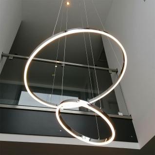 s.LUCE Ring 100 LED Hängelampe 5m Abhängung Hängeleuchte Ringleuchte