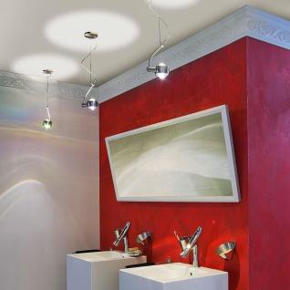 s.LUCE Beam Hängeleuchte mit Glaslinsen drehbar Pendellampe - Vorschau 3