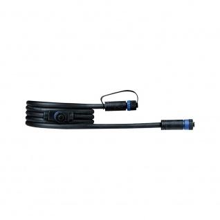 Paulmann Plug & Shine Connector IP68 2m 1x Ein & 2x Aus 93926
