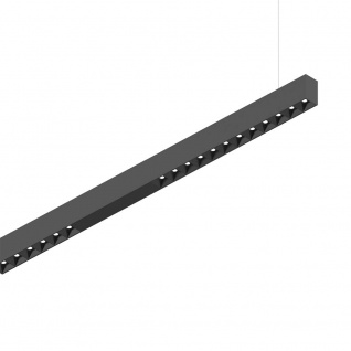 Ideal Lux LED Lineares System Draft 4000K Schwarz 223797
