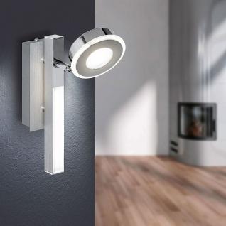 Eglo 95996 Cardillio LED Spot 340 + 240lm Alu Chrom Satiniert