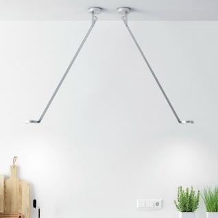 Rotaliana 1SRH1 002 63 ZL0 String LED-Deckenleuchte mit Dimmer Deckenlampe Weiß