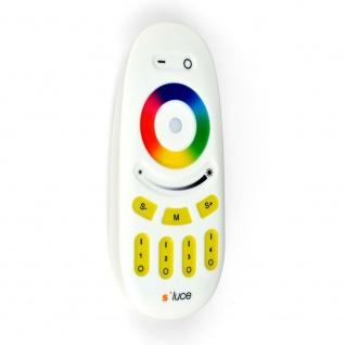 s.LUCE iLight Touch-Fernbedienung für LED-Leuchtmittel & Strip RGBW Farbwechsel - Vorschau 2
