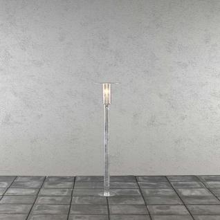Konstsmide 662-320 Mode Wegeleuchte 111cm galvanisierter Stahl klares Polycarbonat Glas - Vorschau 3