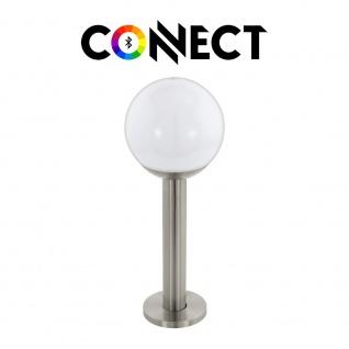 Connect LED Sockellampe 806lm IP44 Warmweiß