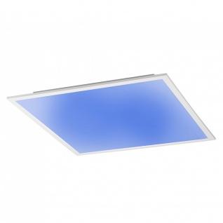 Licht-Trend Q-Flat 62 x 62 cm LED Deckenleuchte RGBW + Fb. / Weiss / Deckenlampe - Vorschau 5