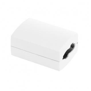 SLV Längsverbinder Isoliert für Easytec II Weiß 184171