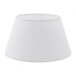 Eglo 49956 1+1 Vintage Lampenschirm Ø 30cm Weiß