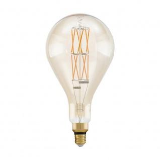 E27 XXL Retro LED 30cm Tropfen Dimmbar 806lm Extra Warmweiß - Vorschau 2