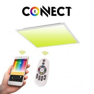 Connect LED-Panel 30x30cm 2000lm 16W RGB+CCT LED Deckenleuchte Lampe - Vorschau 1