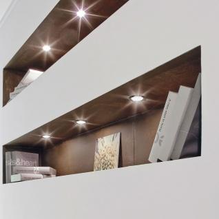 Eglo 95889 Pineda LED Einbauleuchte 1000lm Nickel-Matt