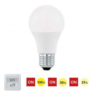 LED-Leuchtmittel E27 10W 800lm dimmbar per Schalter - Vorschau 4