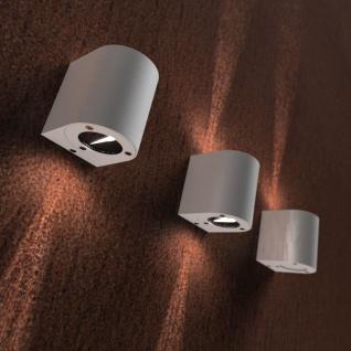 Nordlux Canto LED Aussen-Wandleuchte 700lm Weiß (LT) - Vorschau 3