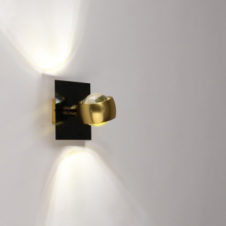 s.LUCE Dekoplatte Schwarz passend zu Beam 12 x 12cm Zubehör Innen - Vorschau 4