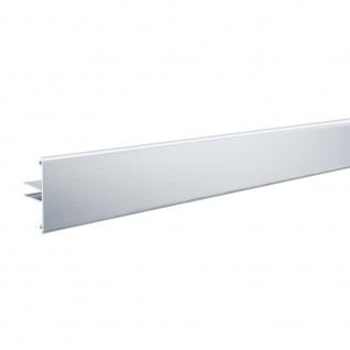 Paulmann Function Duo Profil 200cm Alu eloxiert Aluminium