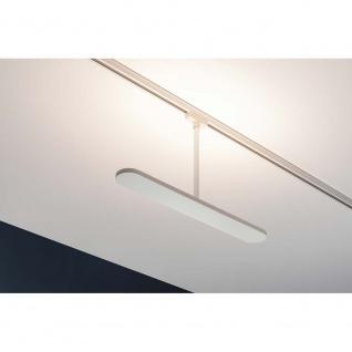 URail System LED Spot Blade 14, 4W Weiß Chrom dimmbar