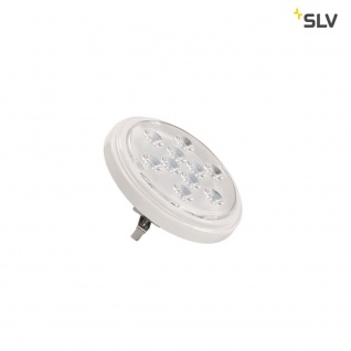 SLV LED QR111 G53 Leuchtmittel 13° Weiß 4000K 800lm SLV 560634