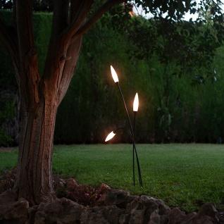 Mantra Espiga Außen-Stehlampe
