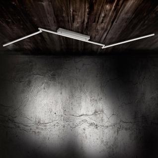 Paul Neuhaus 8083-55 Inigo LED Deckenleuchte dimmbar 14, 7W + 2 x 10, 5W 3000K