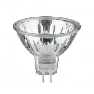 Paulmann Halogen Reflektor Security 50W GU5, 3 12V Silber 83246