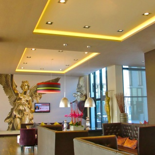 10m LED Strip-Set Möbeleinbau Pro-UH Fernbedienung warmweiss - Vorschau 4