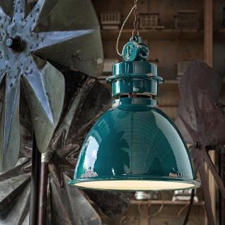Ferroluce Keramik-Hängeleuchte Industrial